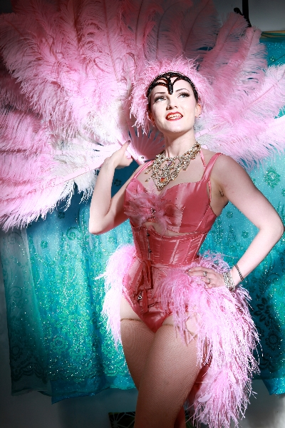 Pinky DeVille Flamingo by Neil Kendall